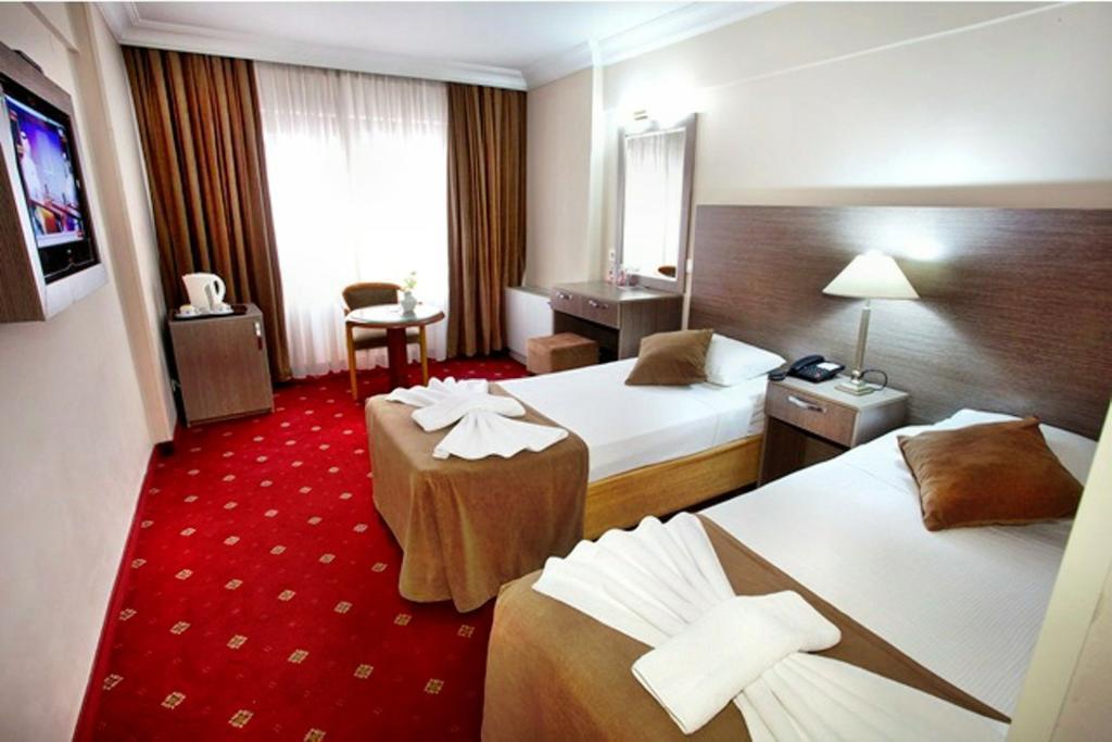 Buyuk Sahinler Hotel, Стамбул, Турция, фотографии туров