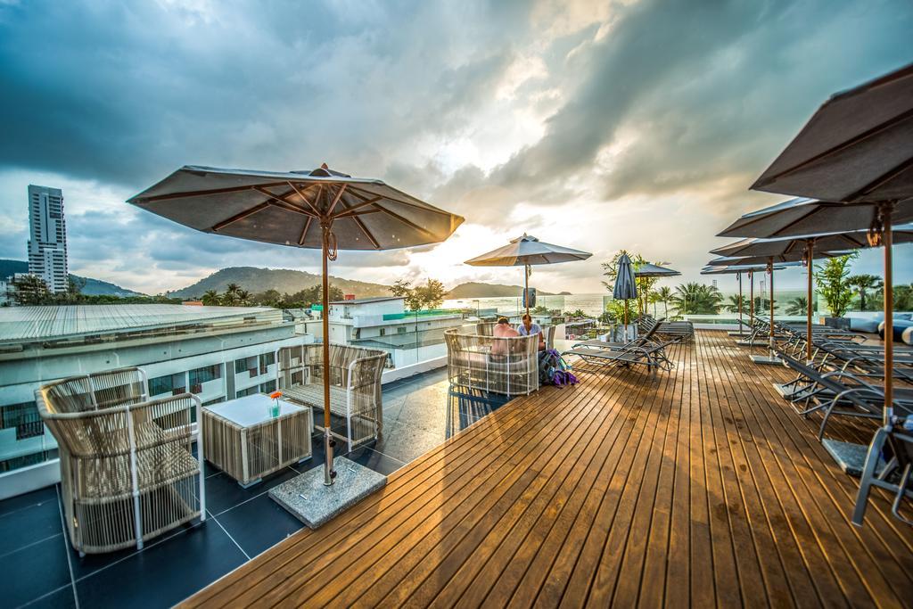 Отдых в отеле Surf Hotel Patong (Hotel Clover Patong) Пхукет Таиланд