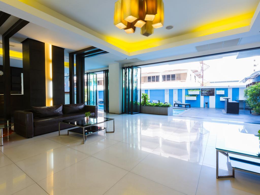 Отдых в отеле Vogue Pattaya Hotel