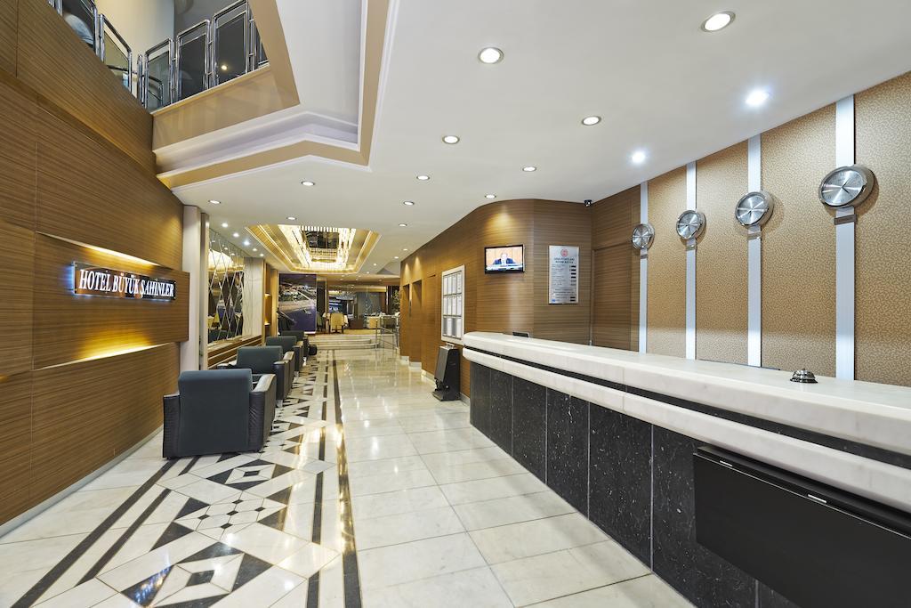 Фото отеля Buyuk Sahinler Hotel