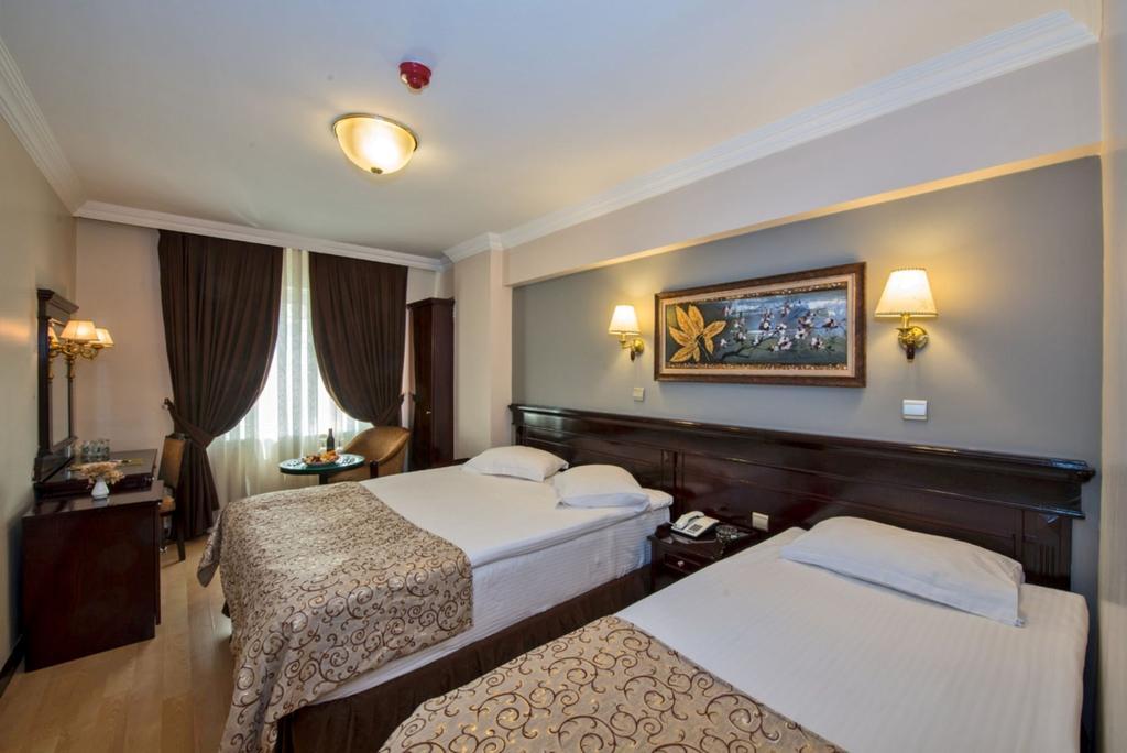 Gonen Hotel Laleli, Стамбул, фотографии туров