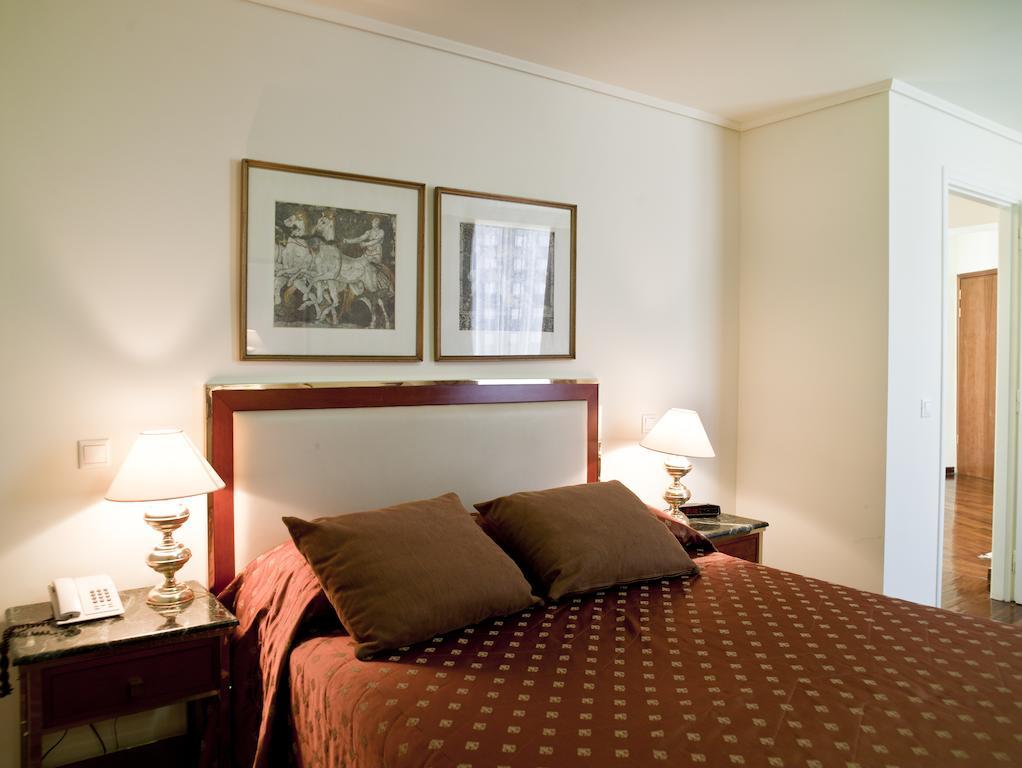 Best Western Ilisia Hotel, номера