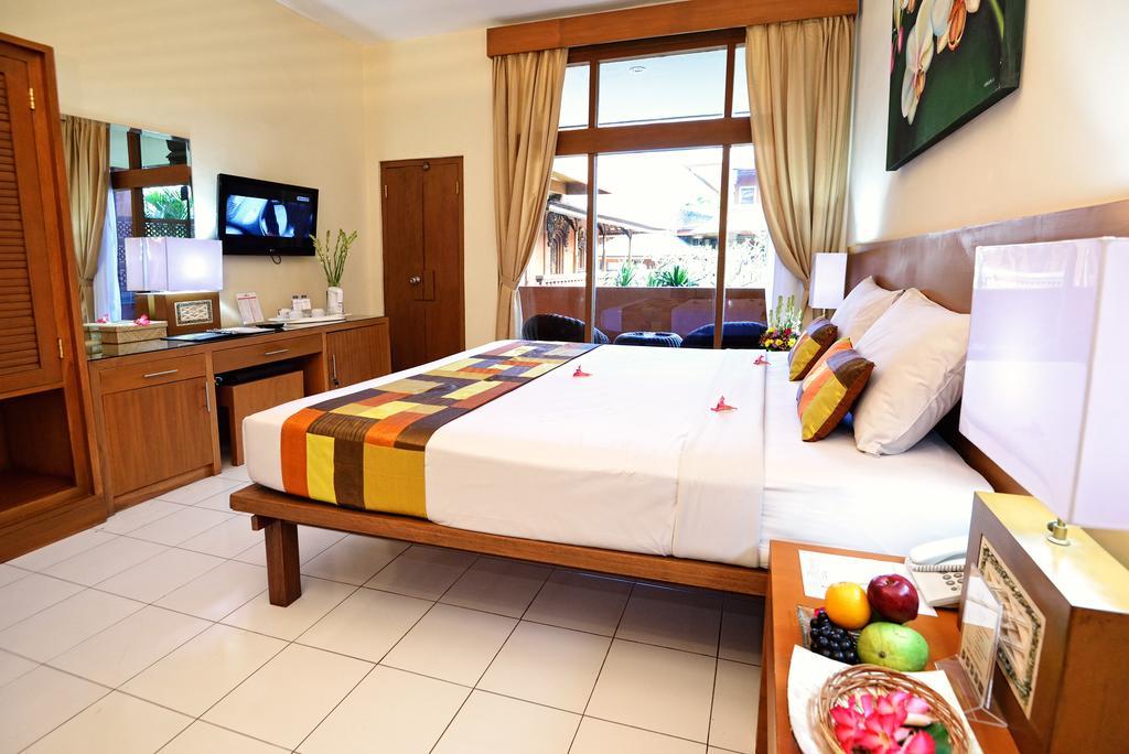 Отдых в отеле Wina Holiday Villa Kuta