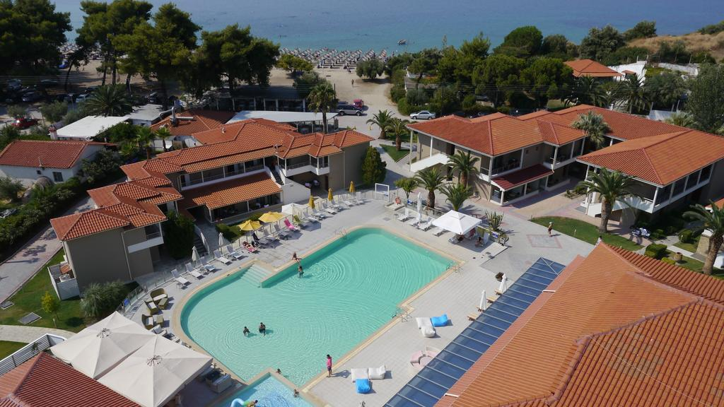 Відпочинок в готелі Lagomandra Beach Hotel Сітонія