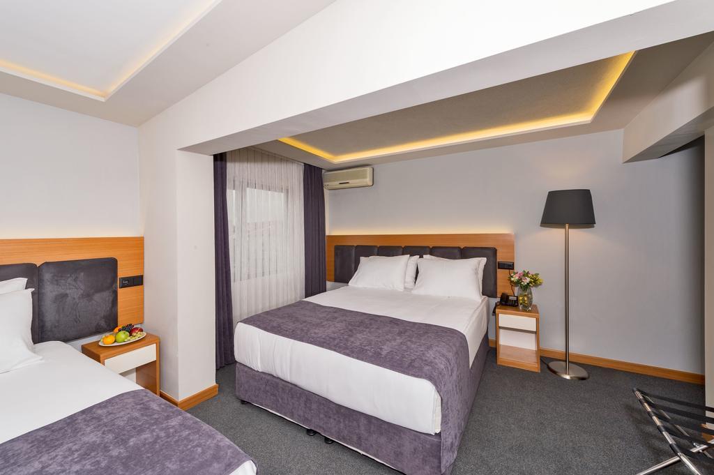 Туры в отель Bergama Hotel Стамбул
