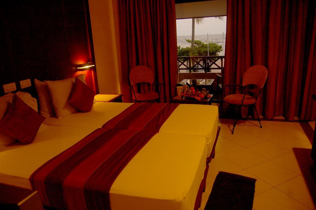 Отдых в отеле Coral Sands Хиккадува