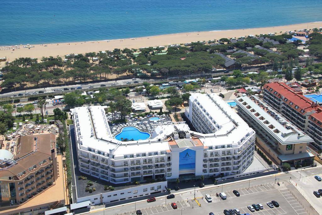 Коста-де-Барселона-Маресме, Aqua Hotel Aquamarina, 4