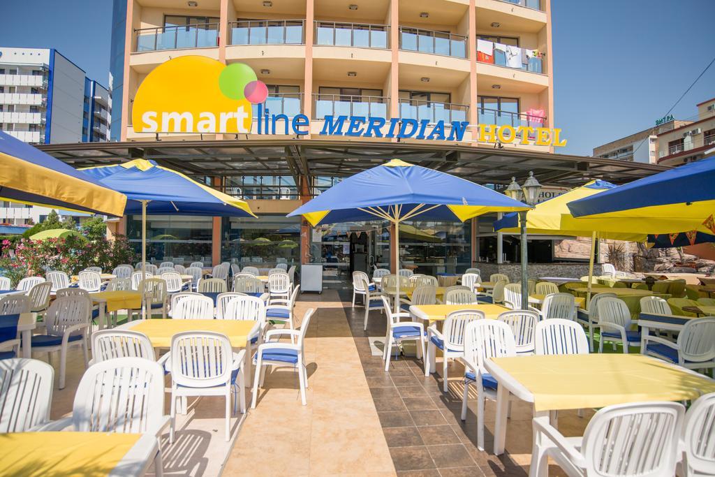 Отдых в отеле Meridian Солнечный Берег