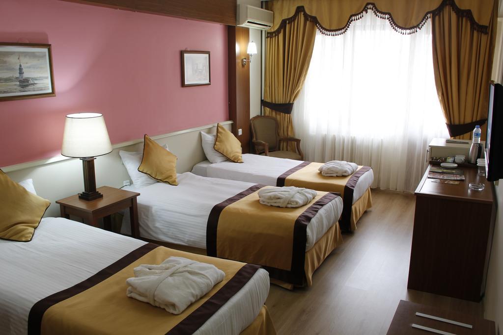 Отзывы туристов Hamidiye Hotel
