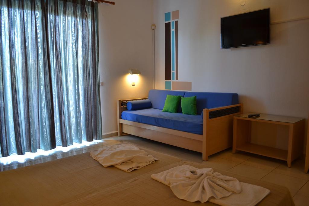 Відпочинок в готелі White Palace Studios Родос (Середземне узбережжя)