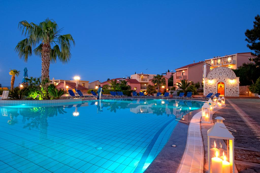 Asterias Village Apartment Hotel, Іракліон, фотографії турів