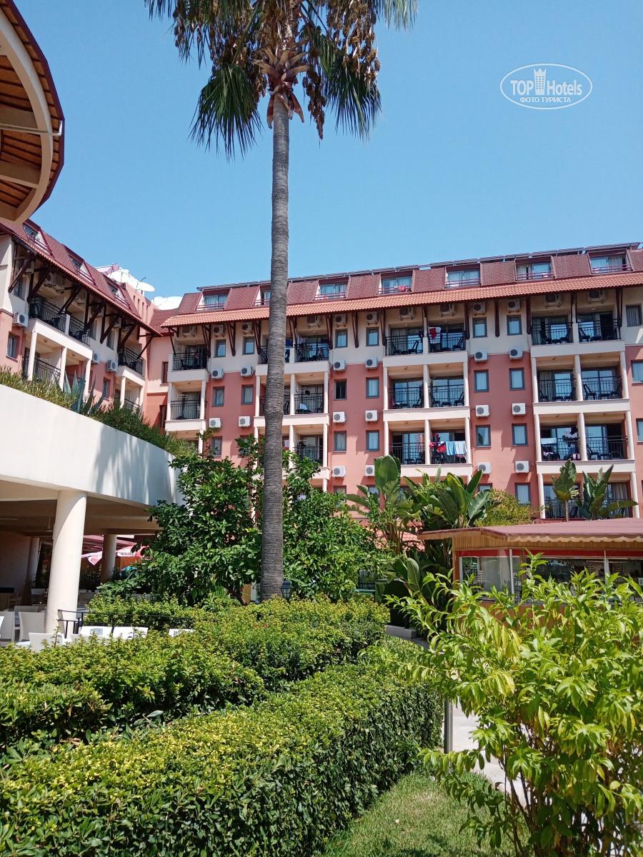 Гарячі тури в готель Palmeras Beach Hotel Аланія Туреччина