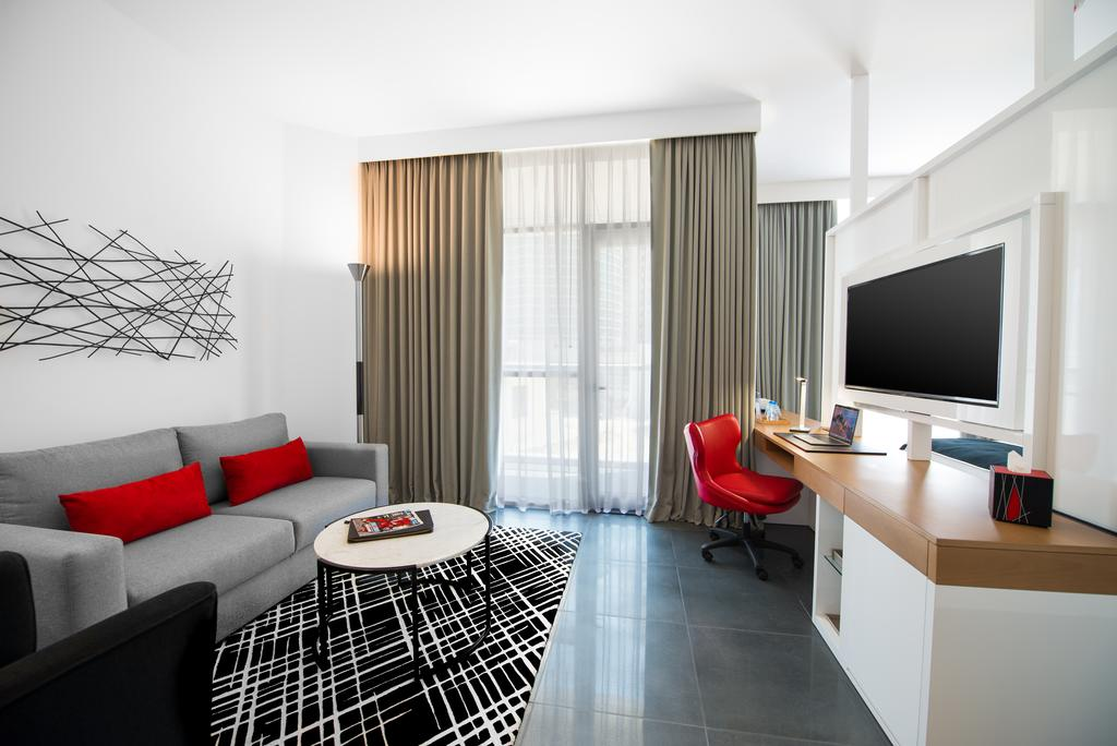 Відпочинок в готелі Tryp By Whyndham Barsha Heights - Dubai