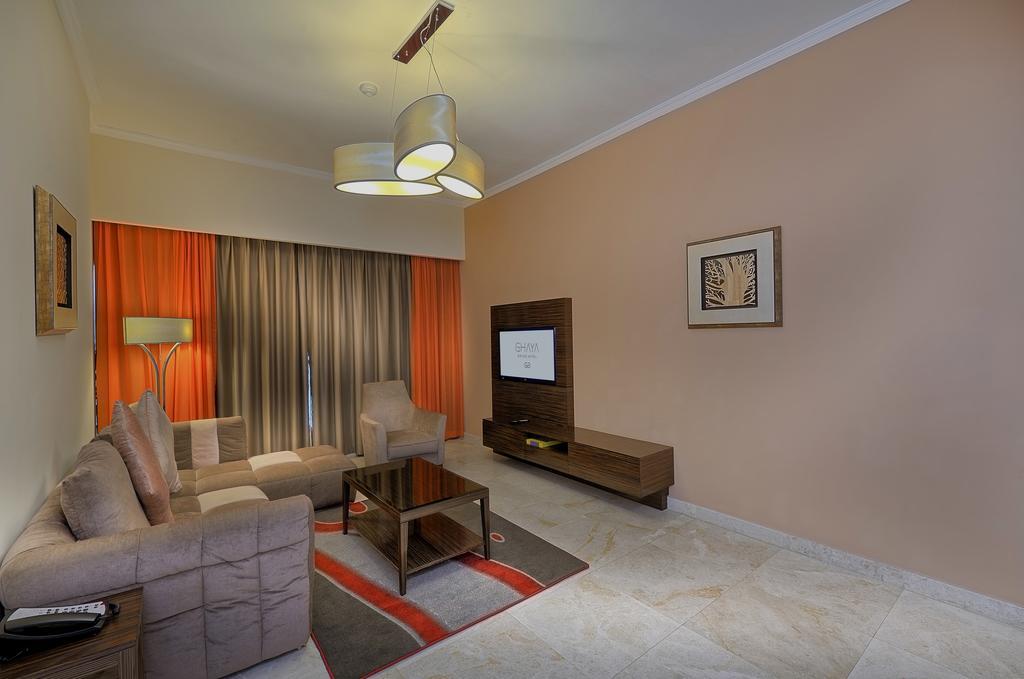 Дубай (город) Ghaya Grand Hotel