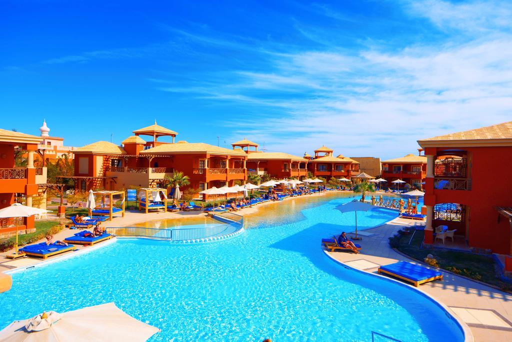 Відпочинок в готелі Albatros Alf Leila Wa Leila Хургада Єгипет