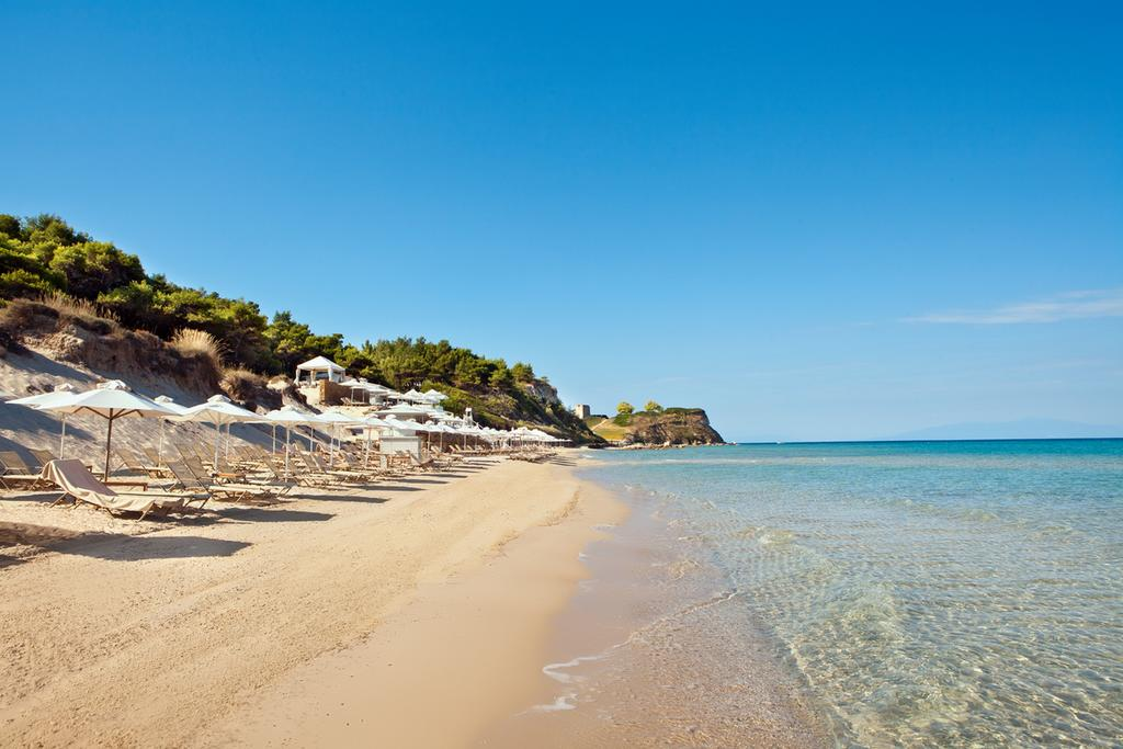 Sani Beach, Греція