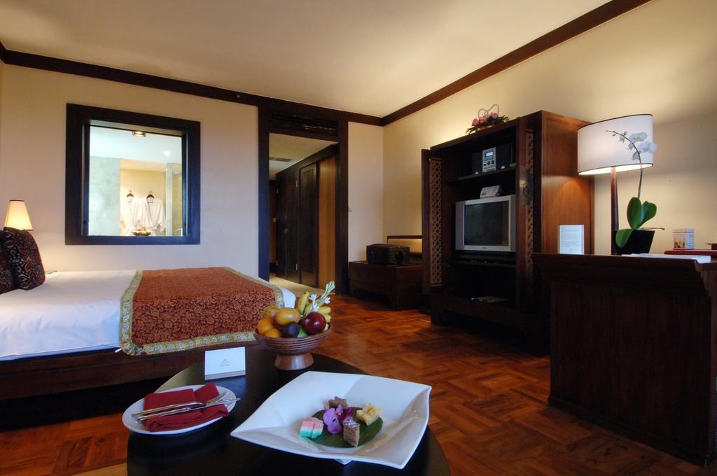 Отдых в отеле Ayodya Resort Нуса-Дуа Индонезия
