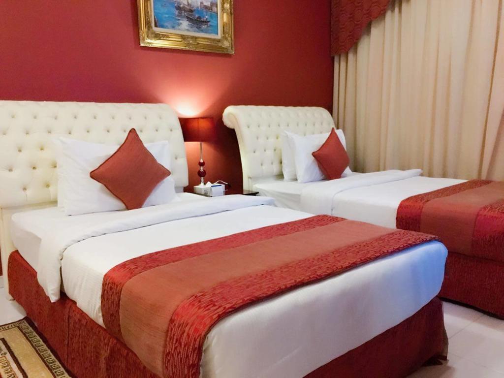 Al Maha Regency Hotel Suites, Шарджа, фотографии туров