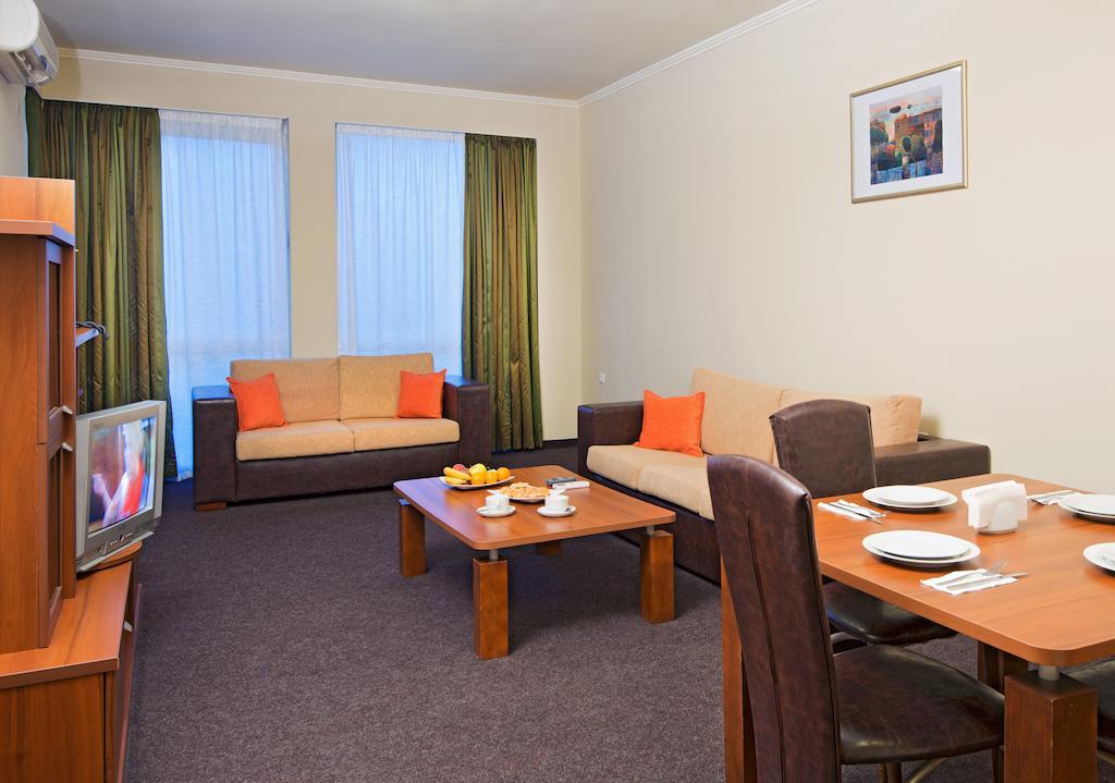 Отдых в отеле Alba Солнечный Берег Болгария