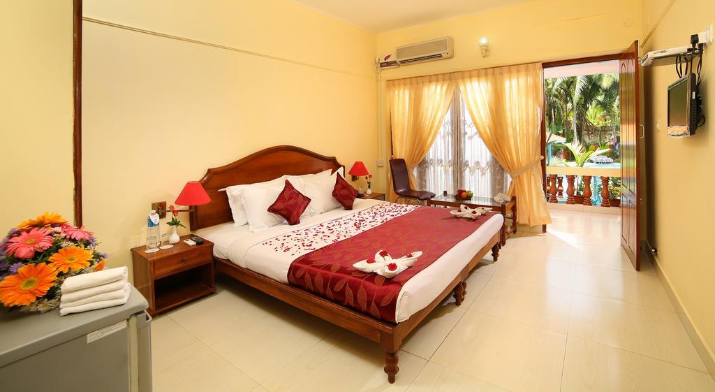 Горящие туры в отель Jasmine Palace Ковалам Индия