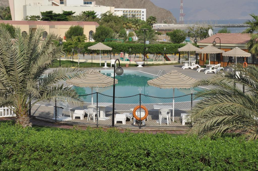 Отдых в отеле Holiday Beach Resort Фуджейра ОАЭ