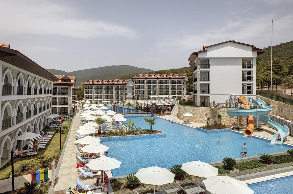 Гарячі тури в готель Ramada Resort Akbuk Бодрум