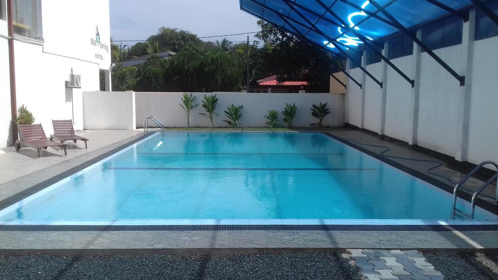 Отдых в отеле Blue Spring Hotel