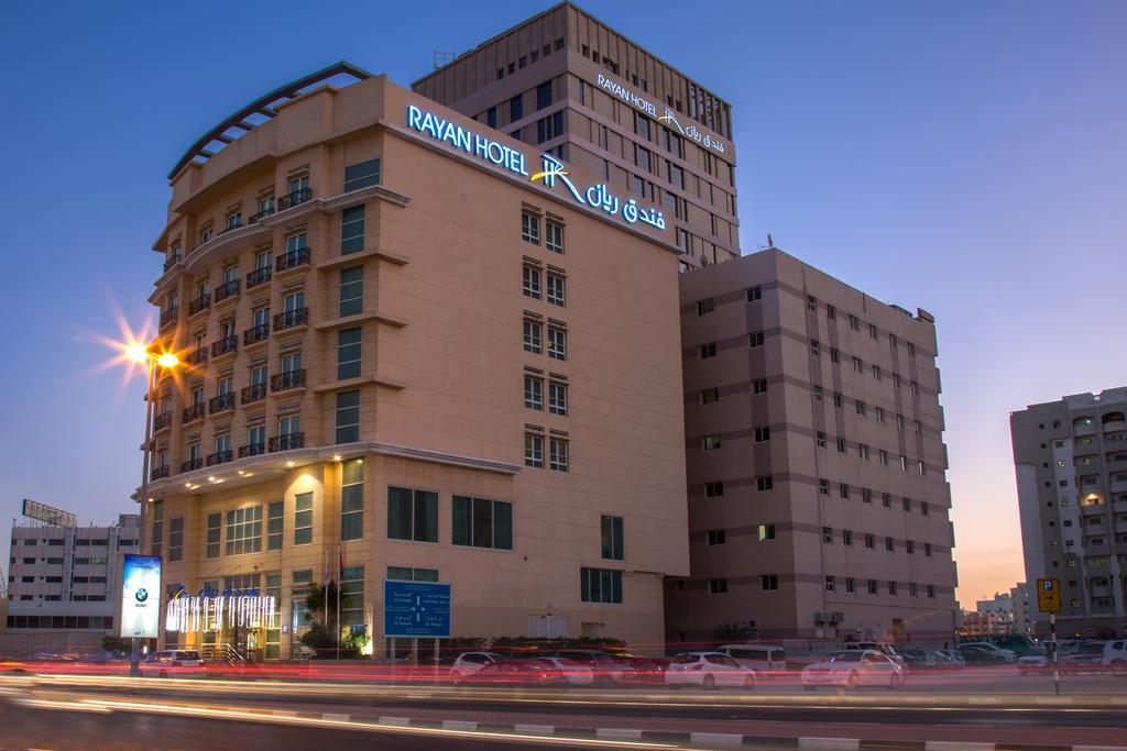 Отзывы об отеле Rayan Hotel