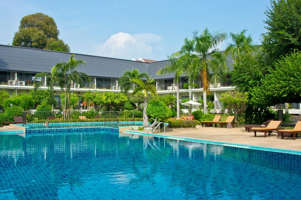 Sunshine Garden Resort, фото отдыха