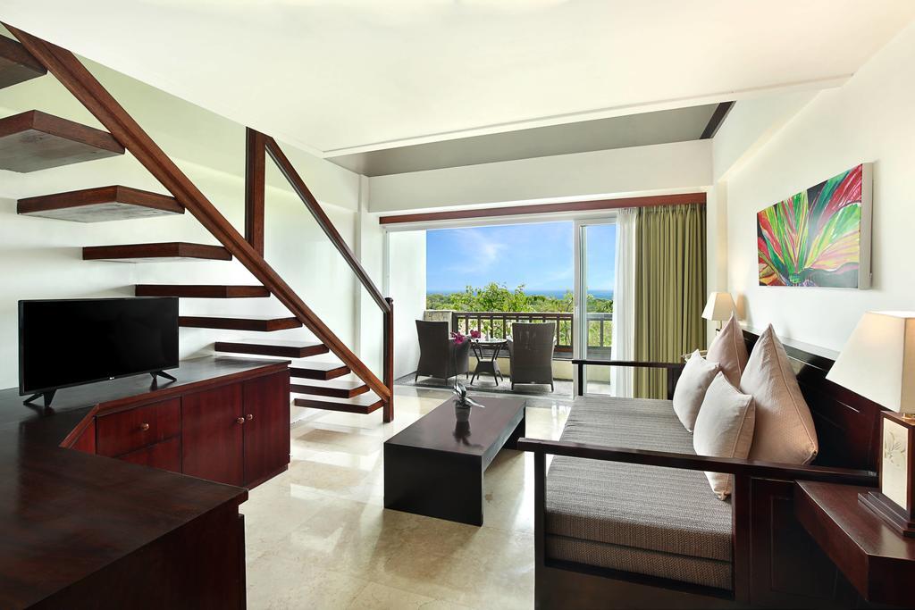 Отдых в отеле Swiss-Belhotel Segara Нуса-Дуа Индонезия