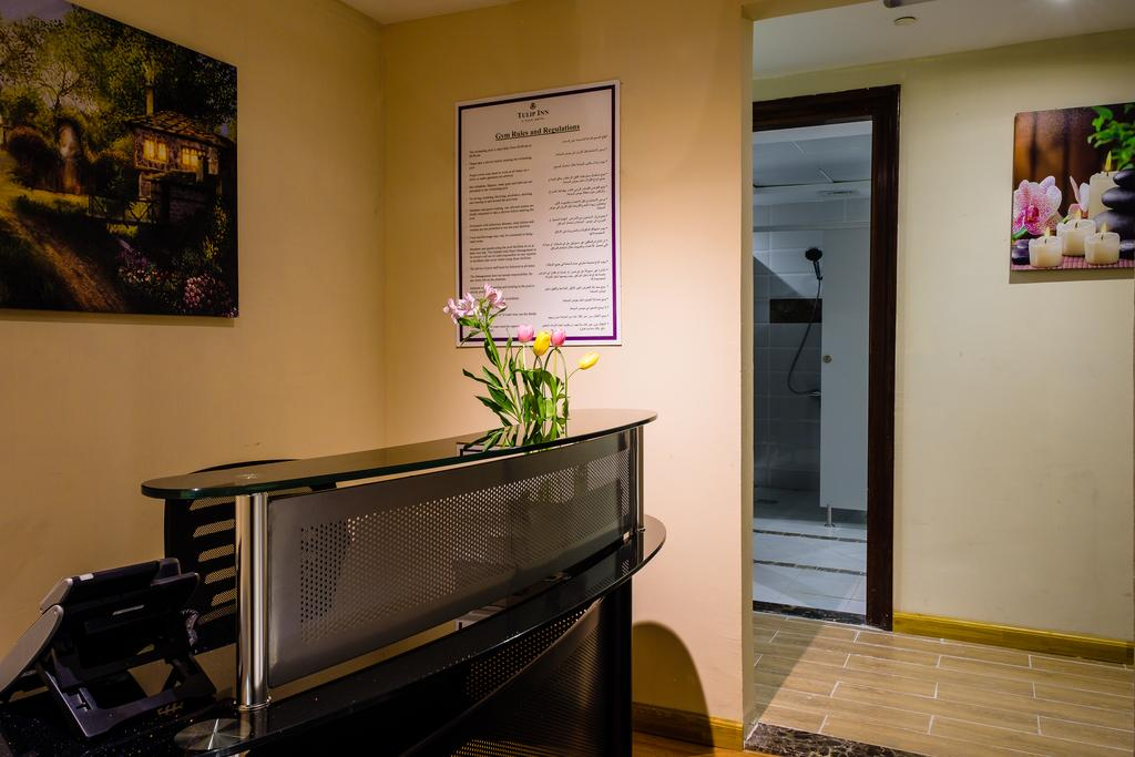 ОАЭ Tulip Inn Al Khan Hotel