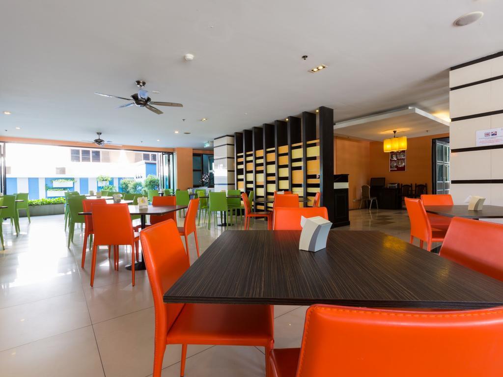 Vogue Pattaya Hotel Таиланд цены