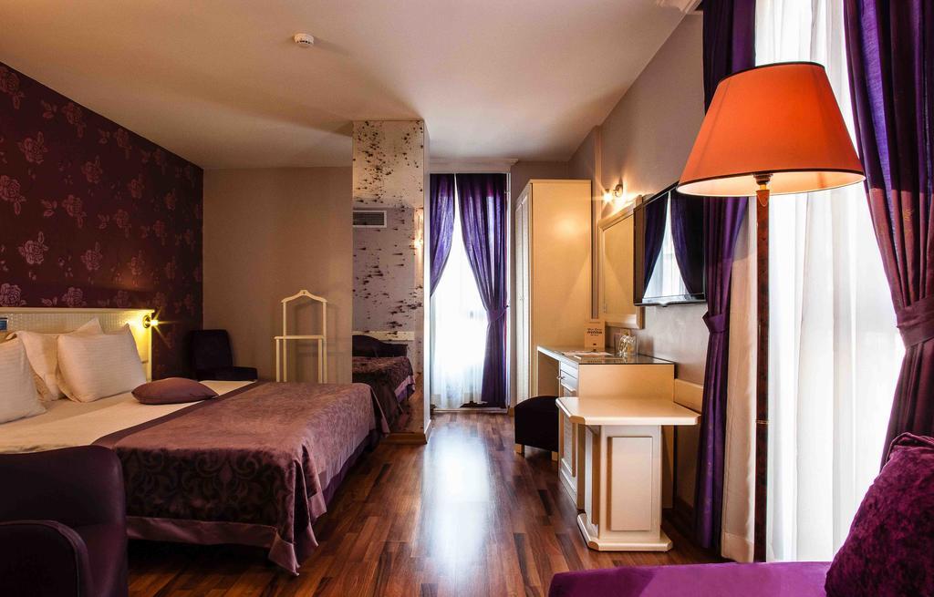 Antik Hotel, Стамбул, фотографии туров