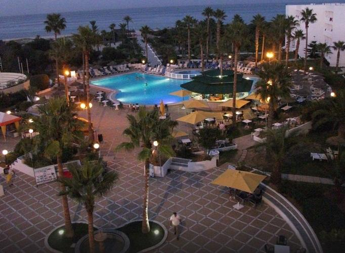 Горящие туры в отель Club Hotel Tropicana Монастир