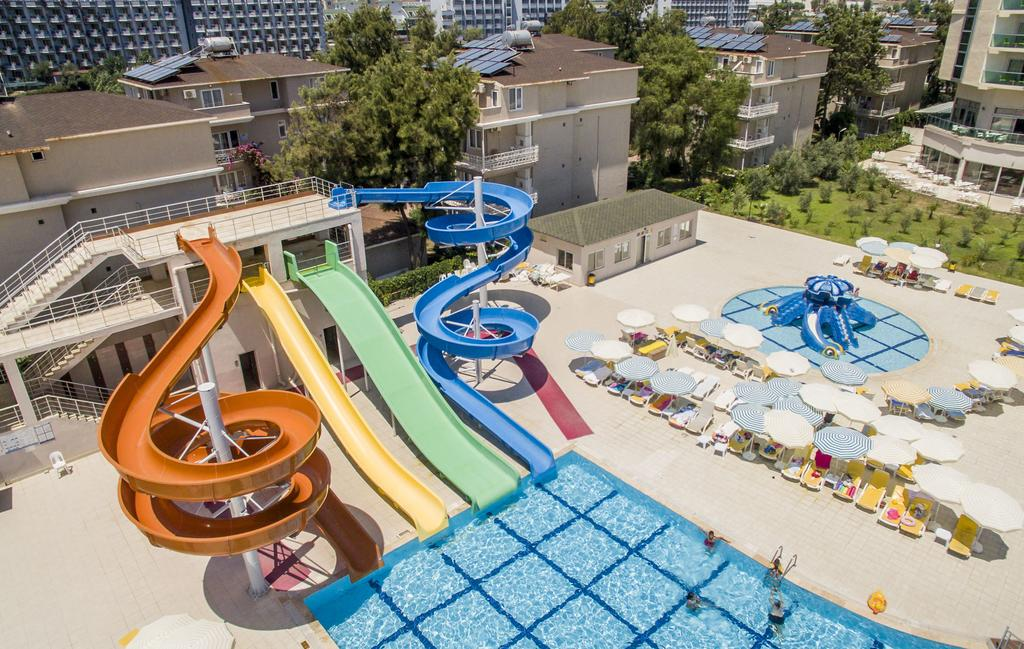 Туры в отель Hedef Beach Hotel Аланья Турция