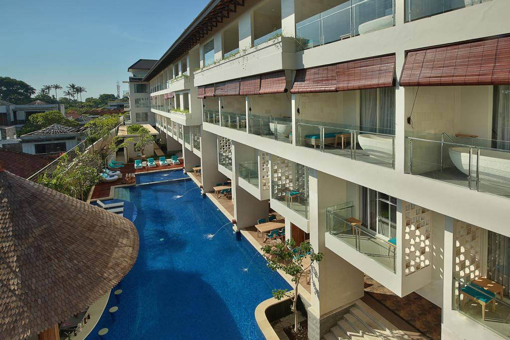 Отель, Джимбаран, Индонезия, Jimbaran Bay Beach