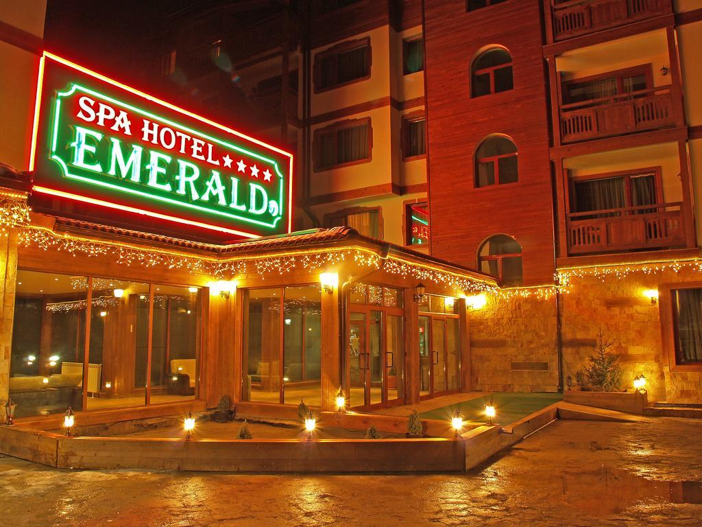 Отзывы об отеле Spa Hotel Emerald