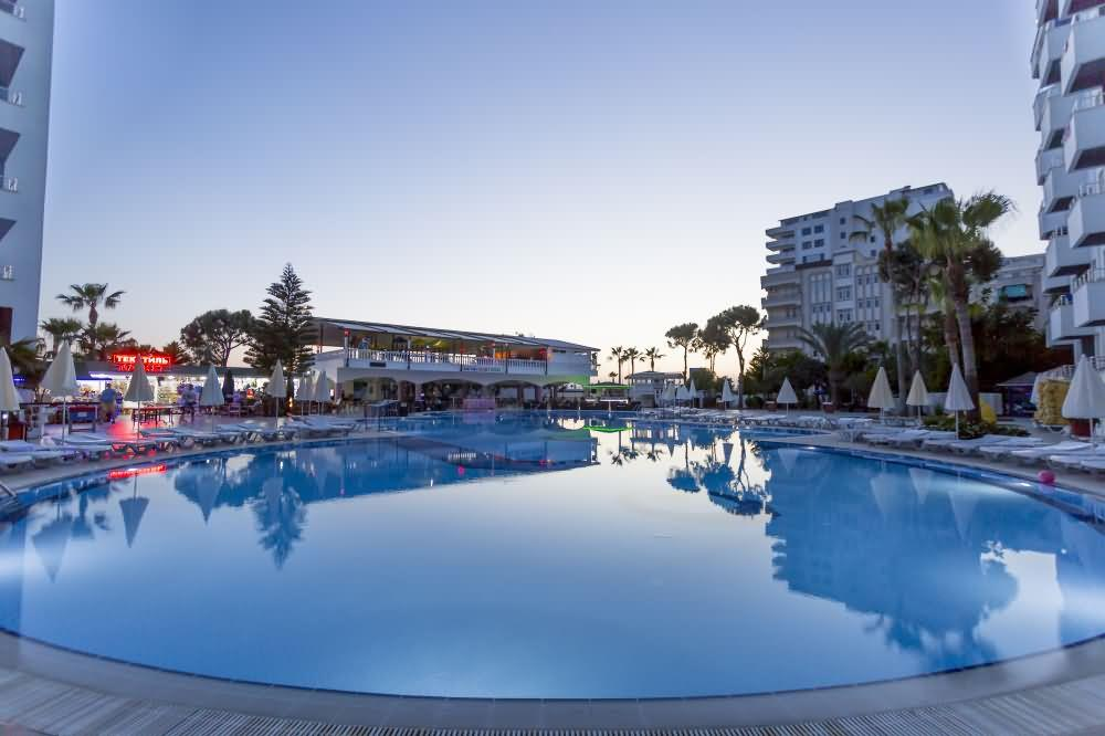 Гарячі тури в готель Senza Hotels Grand Santana