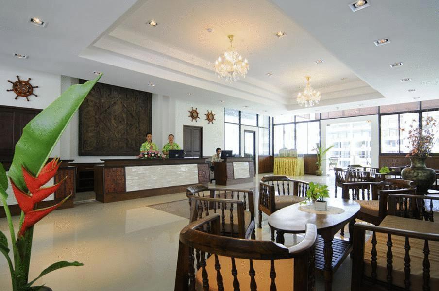 Отель, Таиланд, Паттайя, Wongamat Privacy Residence