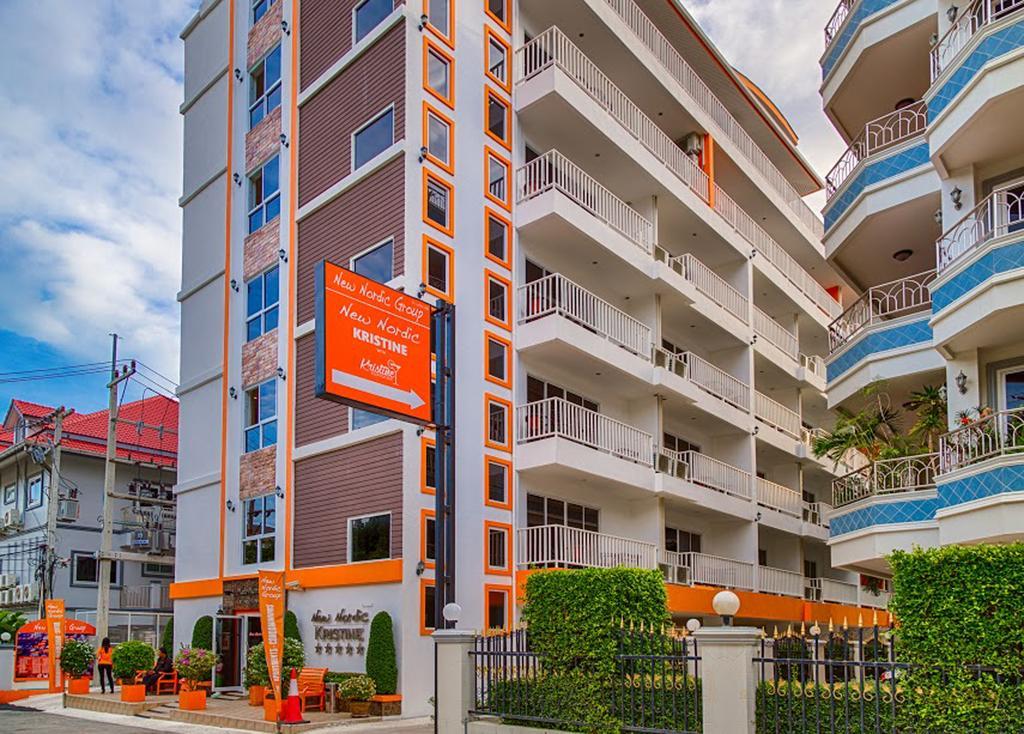 Kristine Hotel by New Nordic, Паттайя, Таиланд, фотографии туров
