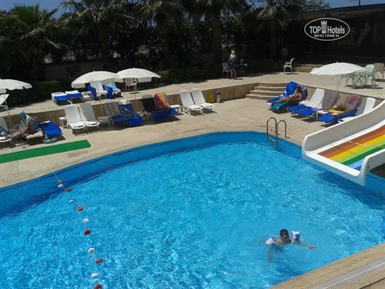 Горящие туры в отель Ideal Beach Аланья