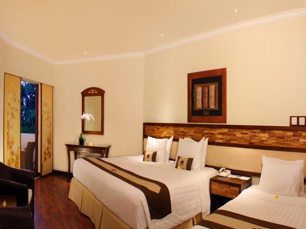Отдых в отеле Grand Mirage Resort Танжунг-Беноа