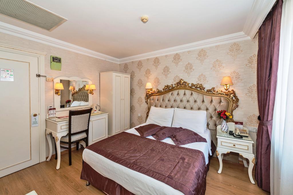 Отель, Турция, Стамбул, Santa Sophia Hotel