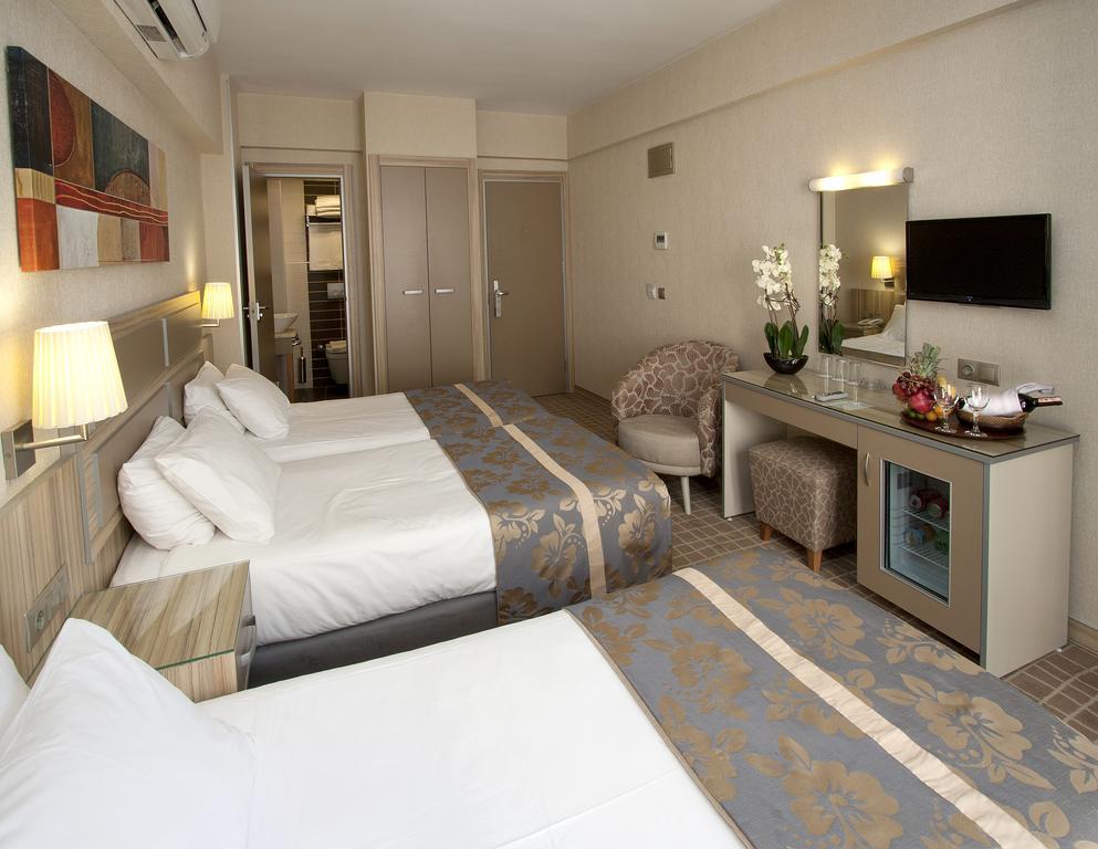 Nanda Hotel, Стамбул