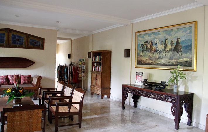 Отдых в отеле Puri Bambu
