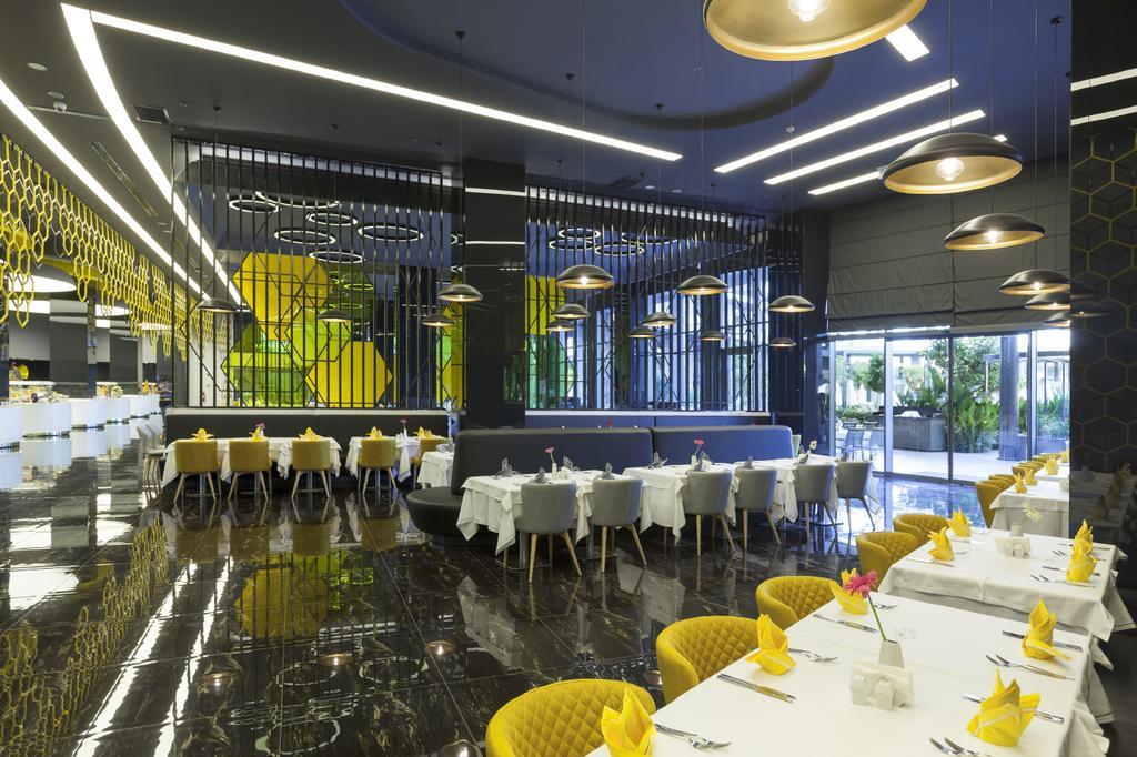 Відпочинок в готелі Bosphorus Sorgun Сіде