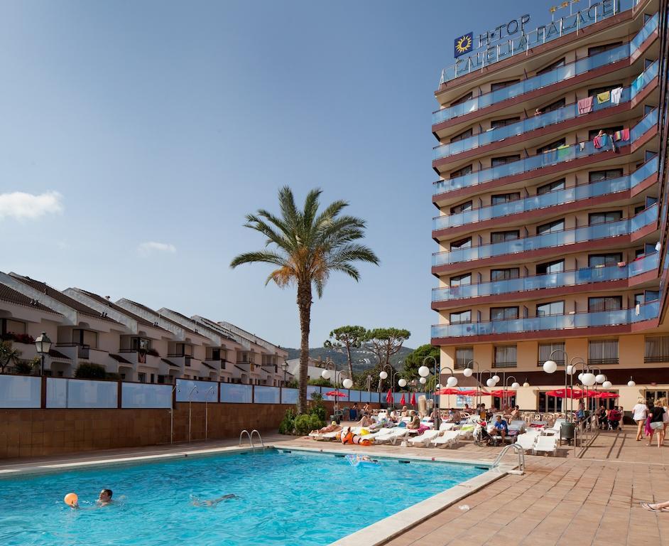 H·top Calella Palace, Испания, Коста-де-Барселона-Маресме, туры, фото и отзывы