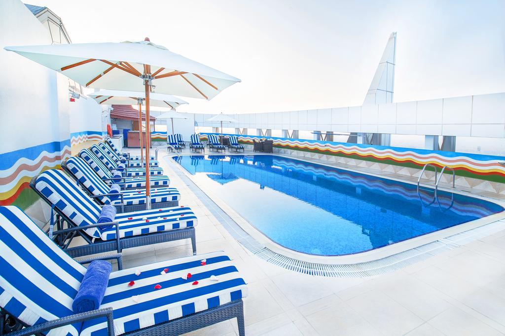 Grand Excelsior Hotel Bur Dubai, питание
