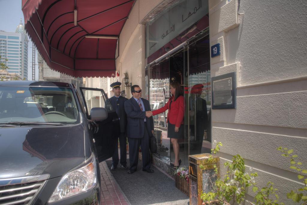 Туры в отель Al Maha Regency Hotel Suites Шарджа ОАЭ