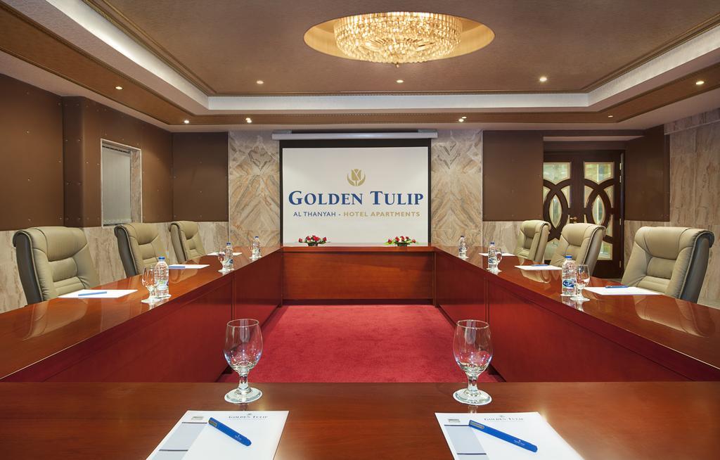 ОАЭ Golden Tulip Al Thanyah